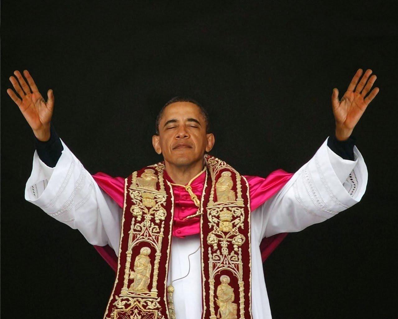 Obama Worship