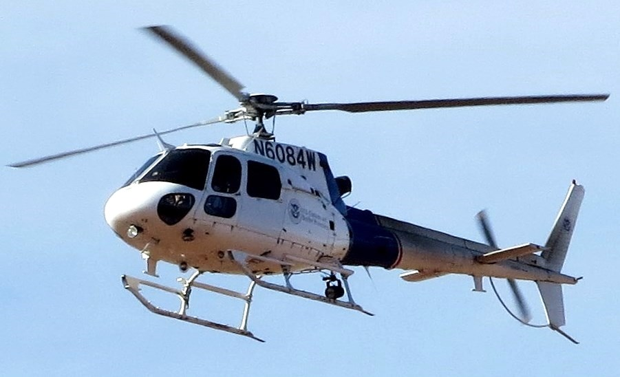 USBP Helicopter