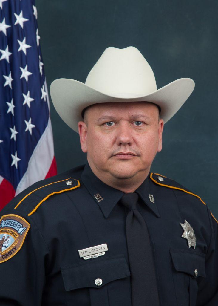 Harris Co Sheriff Deputy Darren Goforth EOW 8-29-15