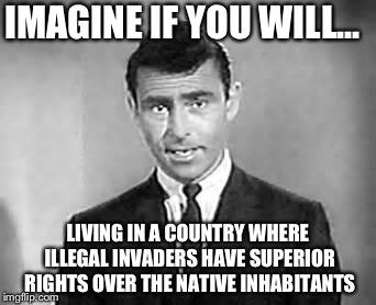 Illegal Immigrant Superior Rights In USA