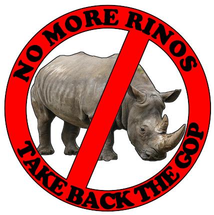 RINO Graphic, Take Back the GOP