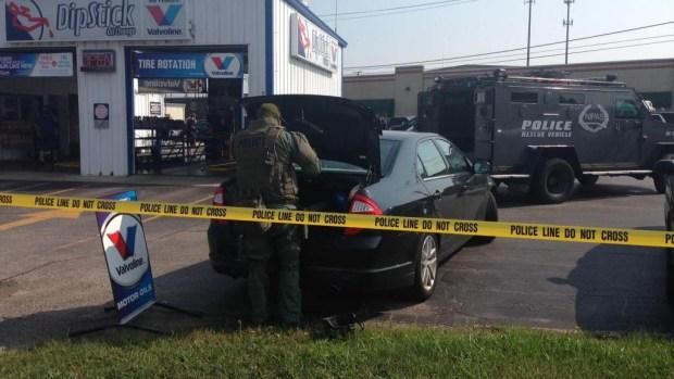 Fox Lake Officer Killed