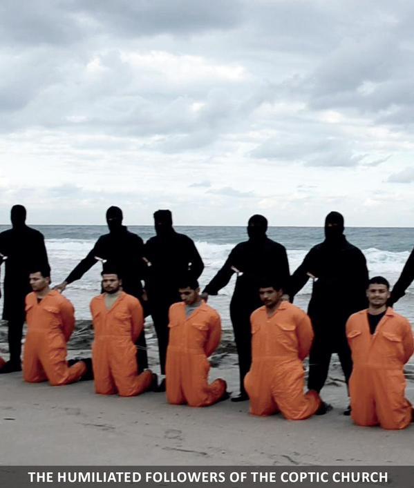 Muslims Prepare to Kill Coptic Christians