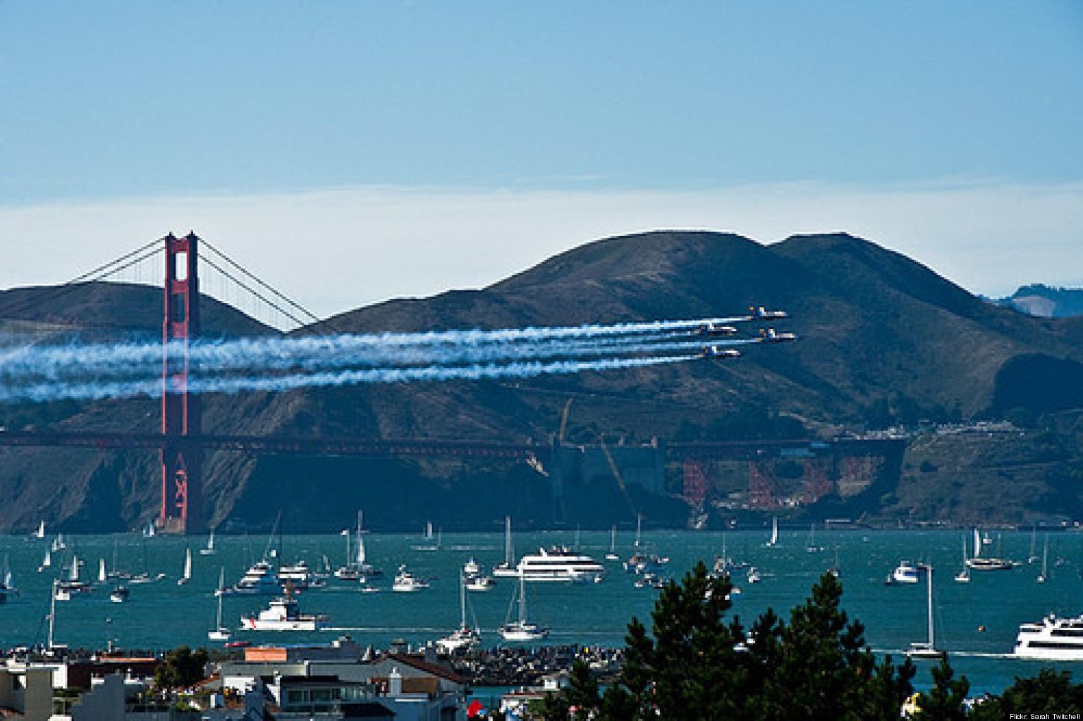 SF Fleet Week