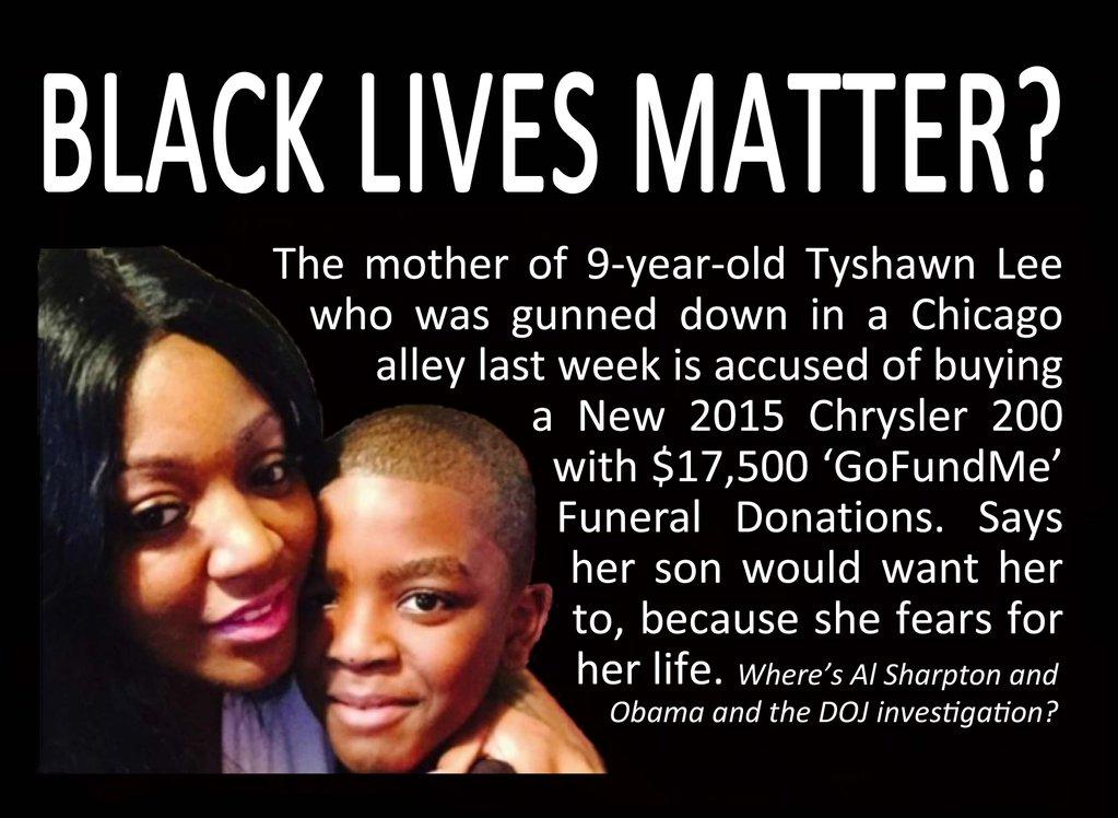 Black Lives Matter - Tyshawn Lee