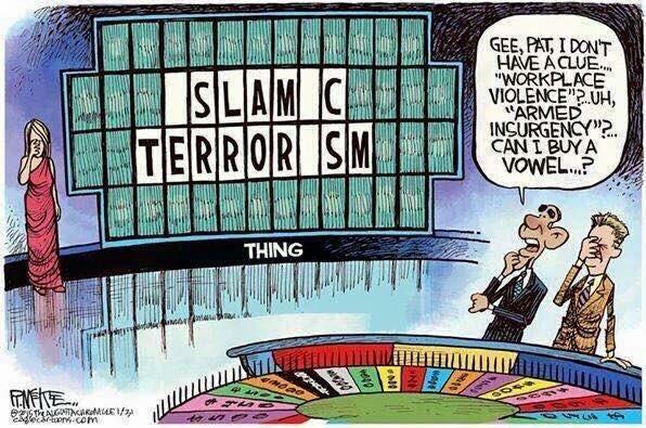 Obama Islamic TERRORISM