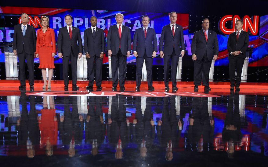 GOP Debate 12-15-2015