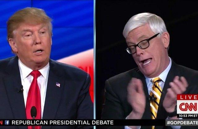 Hugh Hewitt & Donald Trump