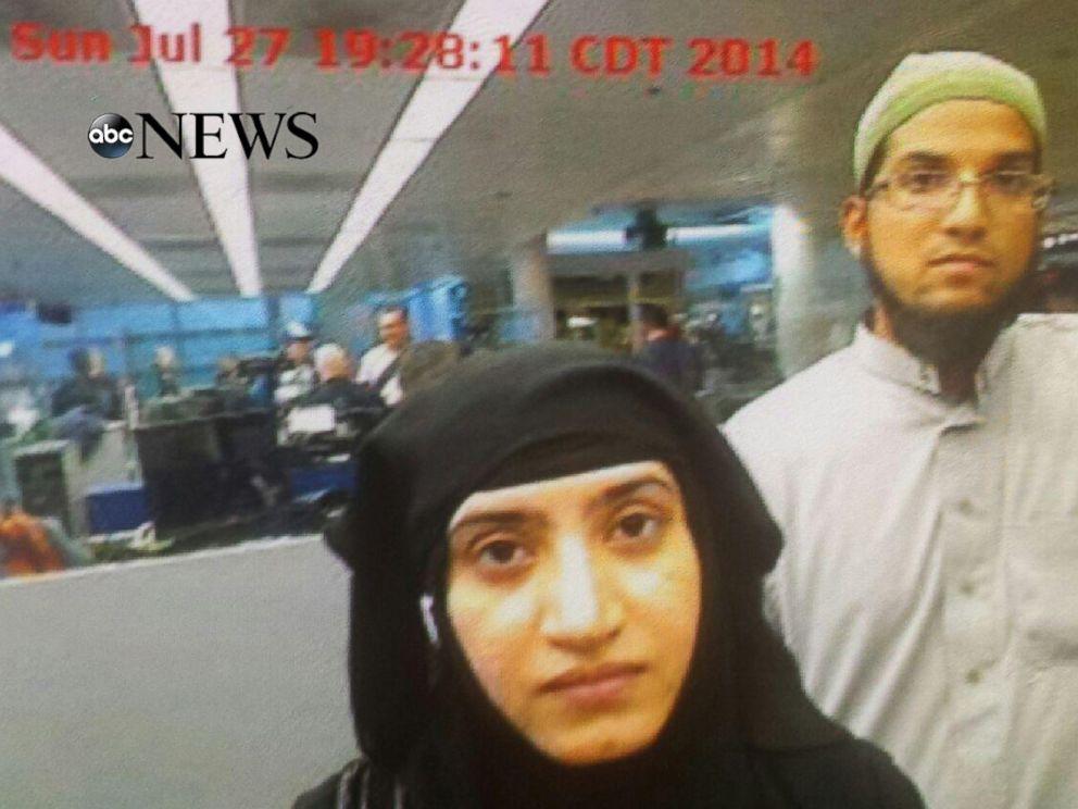 San Bernardino Couple Islam