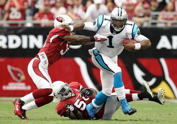 Cardinals Lose to Panthers 1-24-16