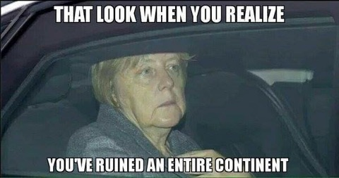 Merkel Killed Germany