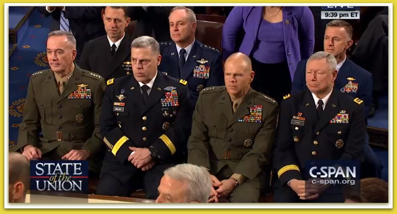 Obama SOTU 2016 Military
