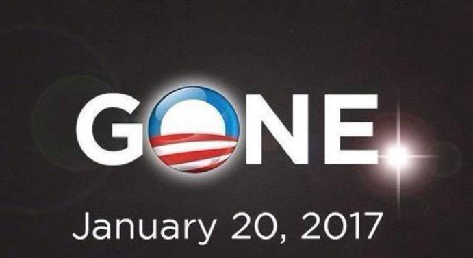 Obama Will Be GONE
