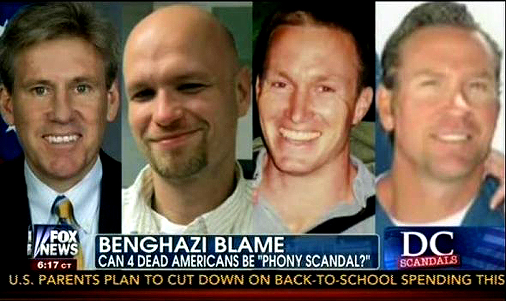 Benghazi A Phony Scandal