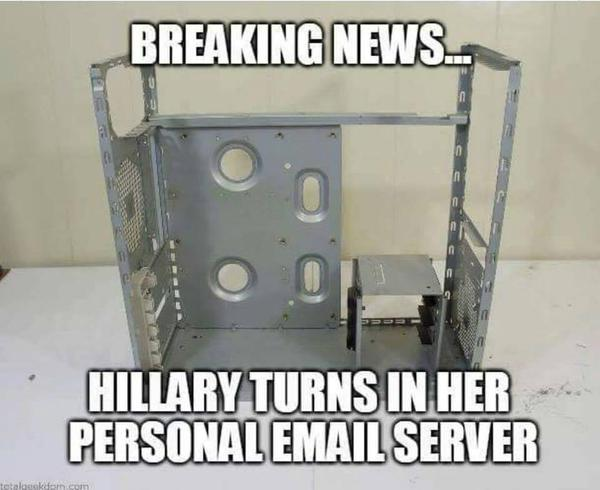 Hillary Clinton Email Server