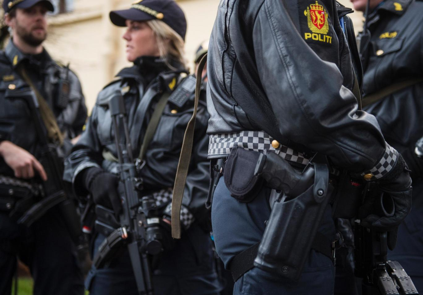 Norwegian Police Armed