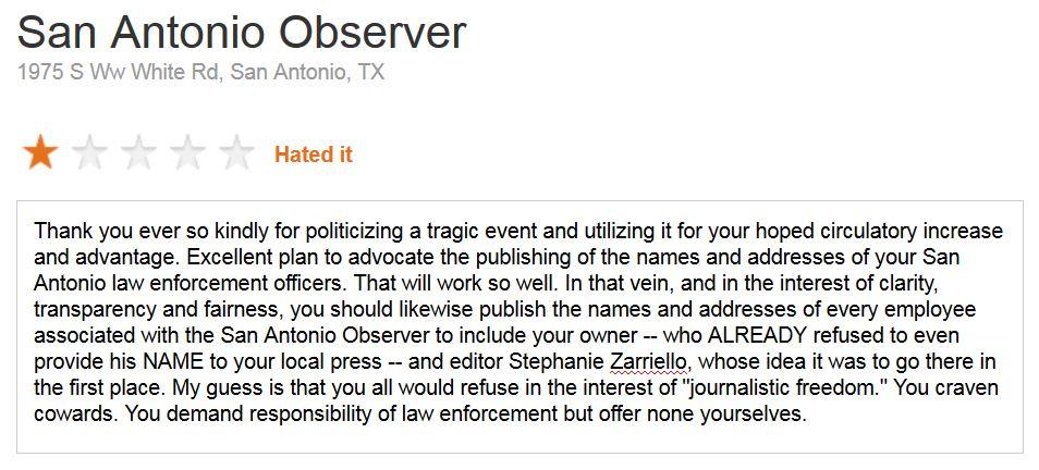 SA Observer