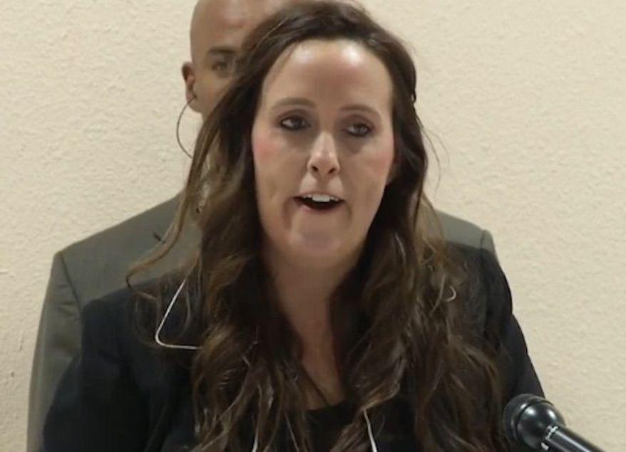 Stephanie Zarriello San Antonio Observer