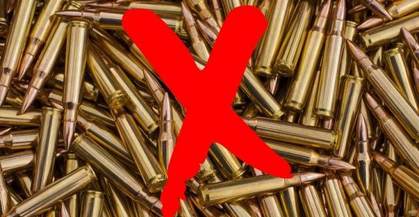 Ammunition Ban It