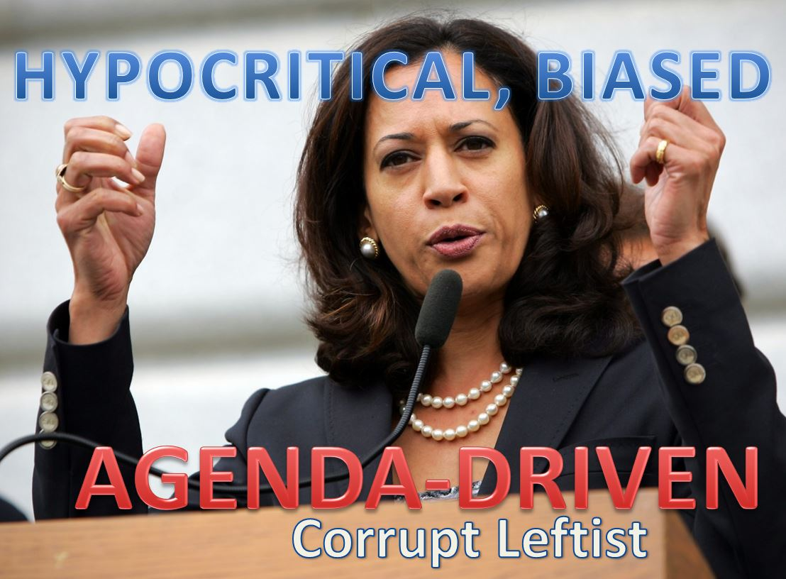 Kamala Harris BIASED