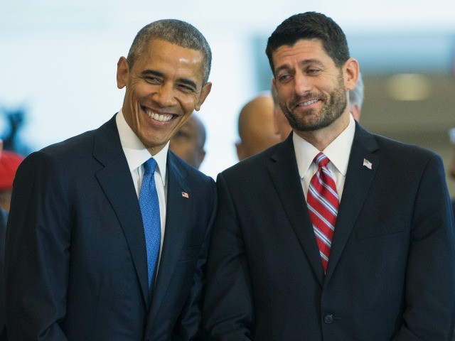 Ryan & Obama