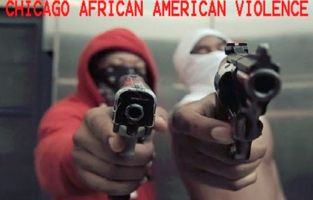 Chicago Black Violence