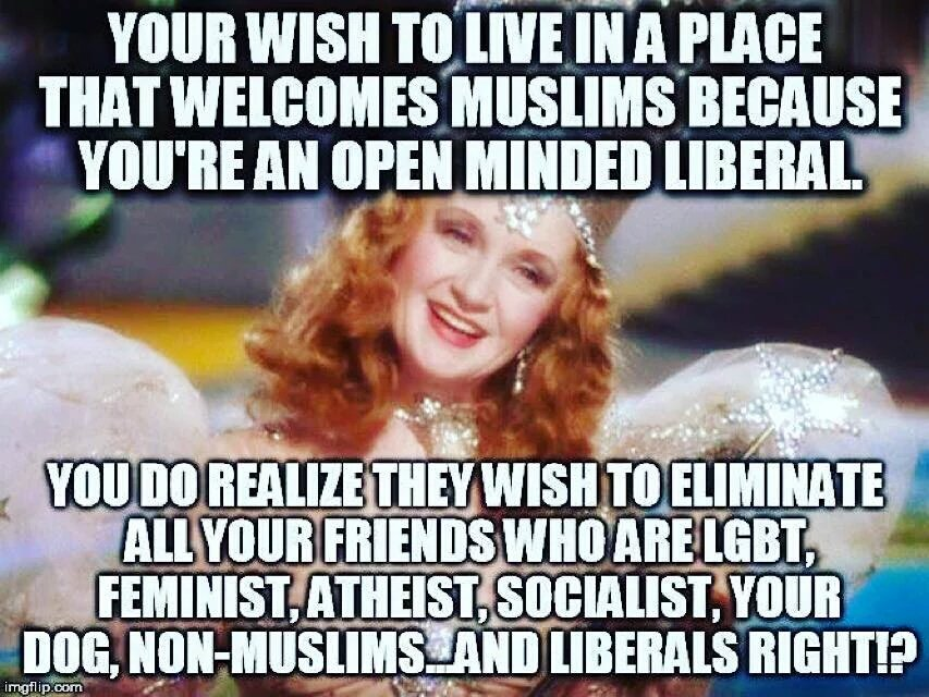 Islam and Leftists