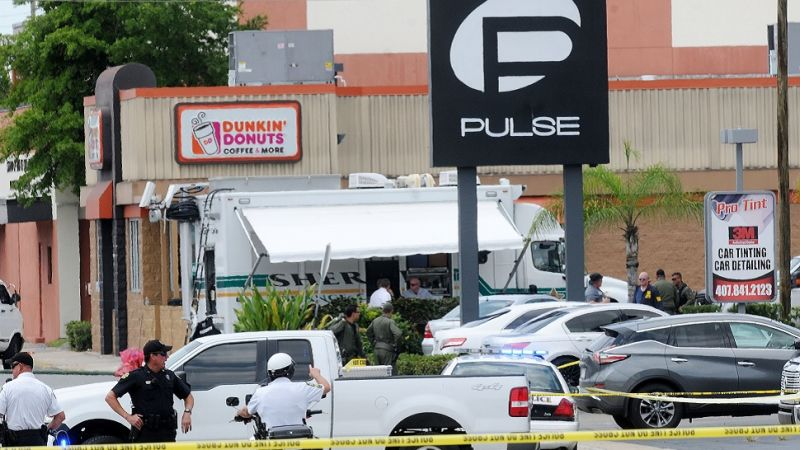 Muslim Kills 49 Orlando Gay Club