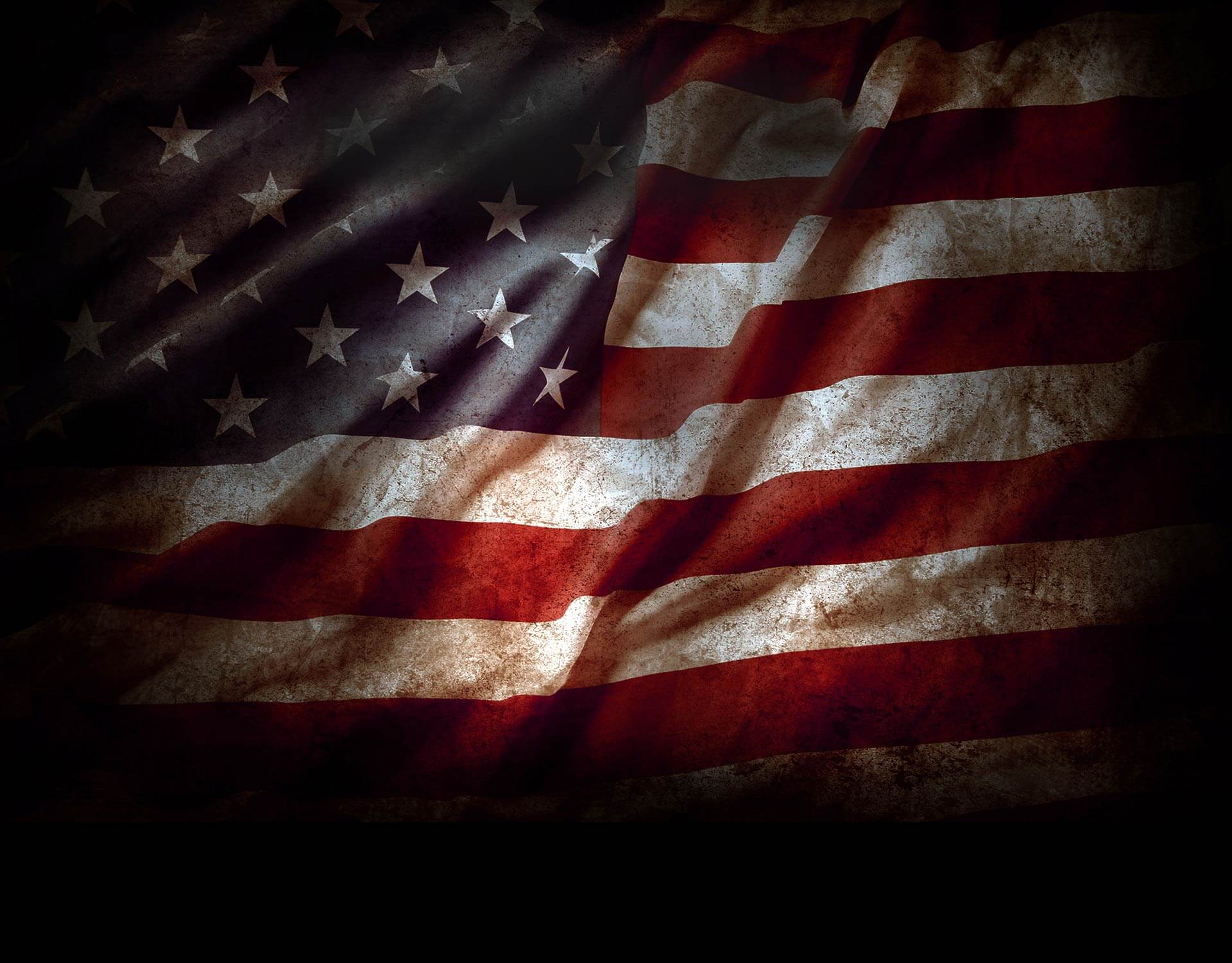 American Flag, Older