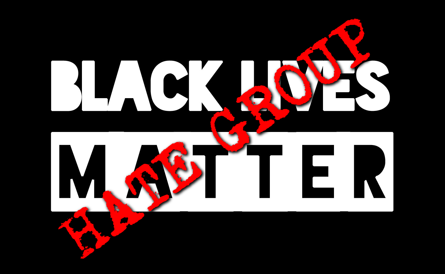 Black Lives Matter Hate Group SPLC Graphic