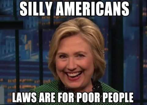 Hillary Clinton Laws