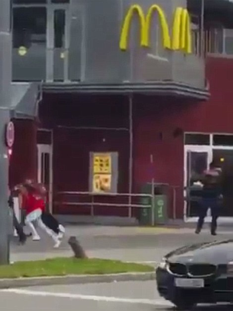 Munich Terror Shooter 7-22-16