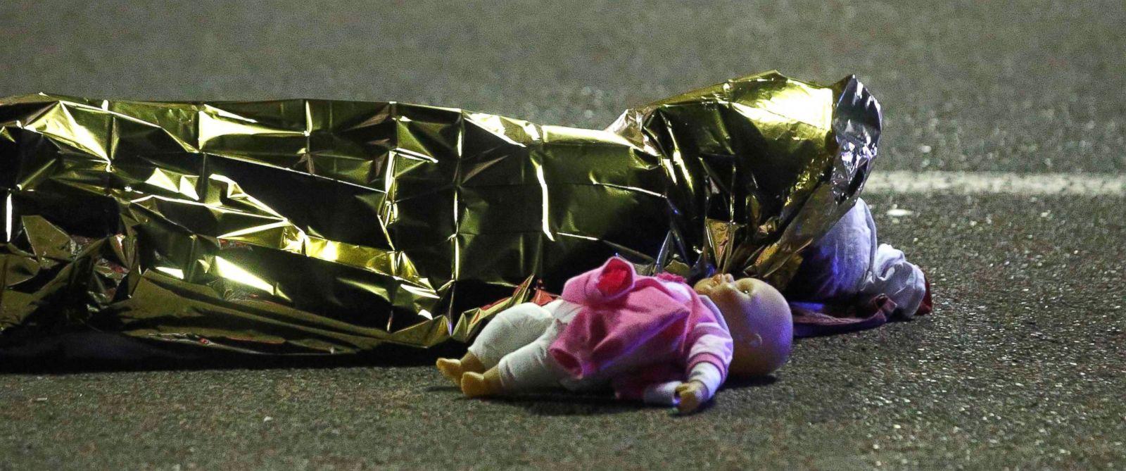 Nice, France Terror Attack 7-14-2016