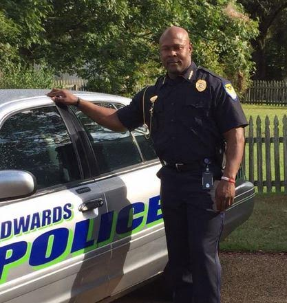 Edwards PD Chief Torrence Mayfield