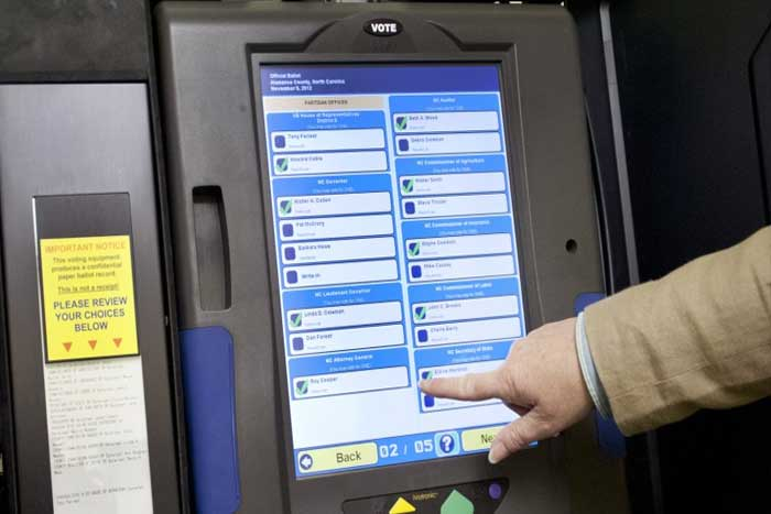 Hacking Voting Systems in US