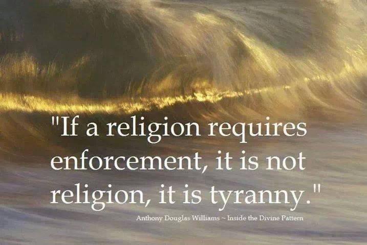 Islam -- Tyranny, Enforcement