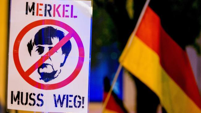 Merkel Must Go
