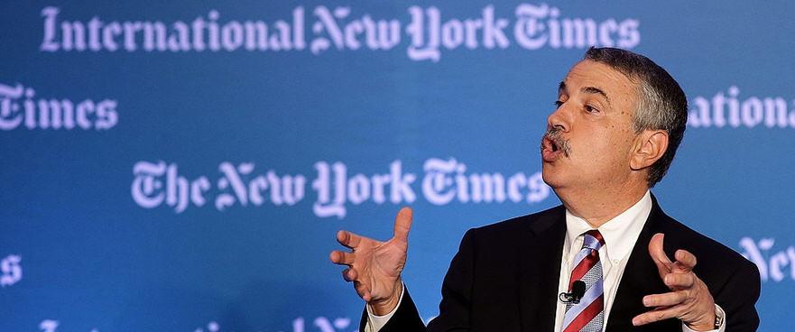 Thomas Friedman NYT