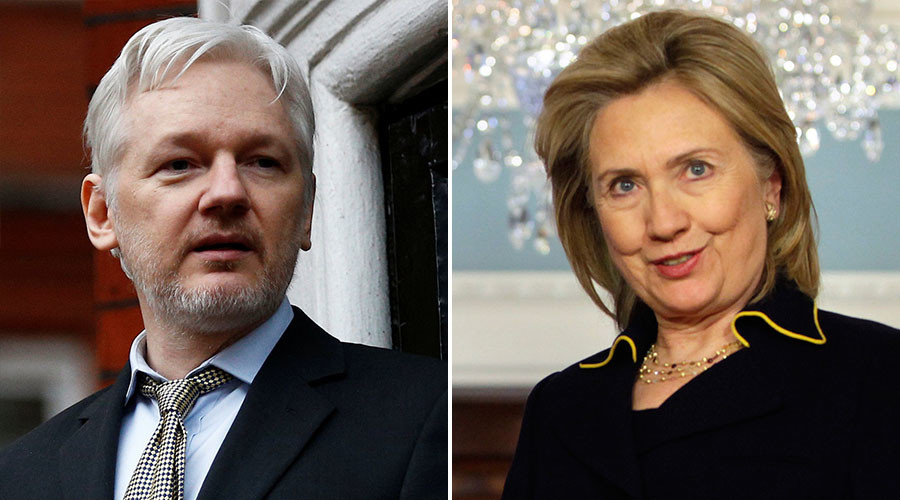 julian-assange-hillary-clinton