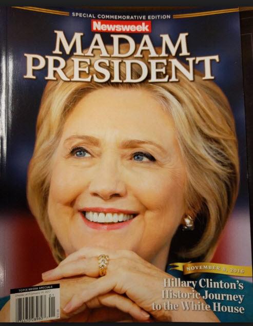 fake-news-newsweek-madame-president-hrc