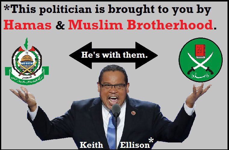 Image result for keith ellison meme